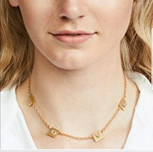 Tory Burch love necklace